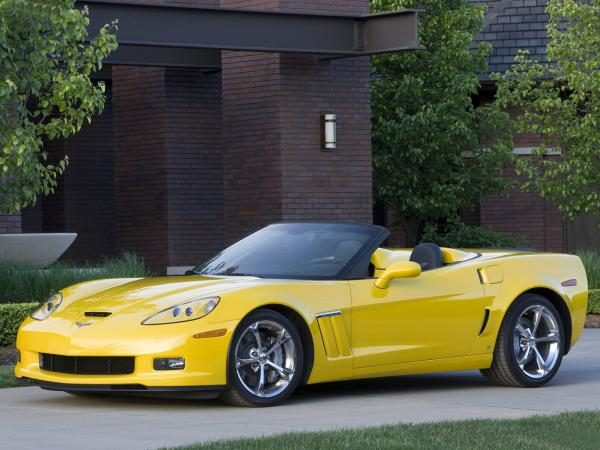 Chevrolet Corvette Grand Sport Wallpaper7