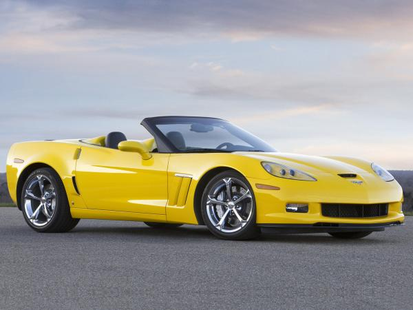 Chevrolet Corvette Grand Sport Wallpaper8