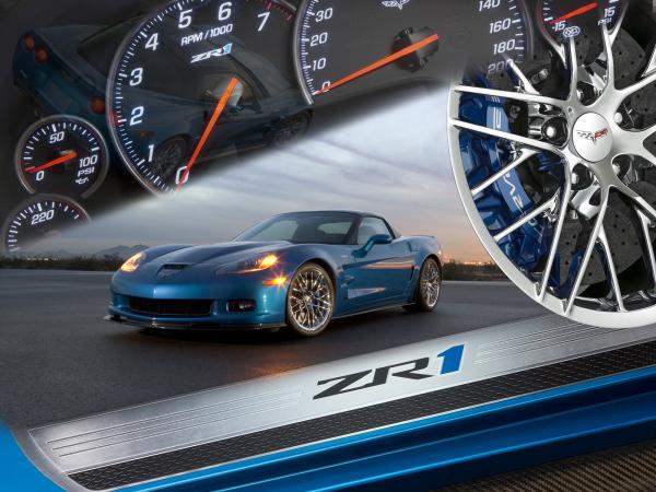 Chevrolet Corvette Zr1 Wallpaper6