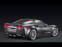 Chevrolet Corvette Zr1 Wallpaper3