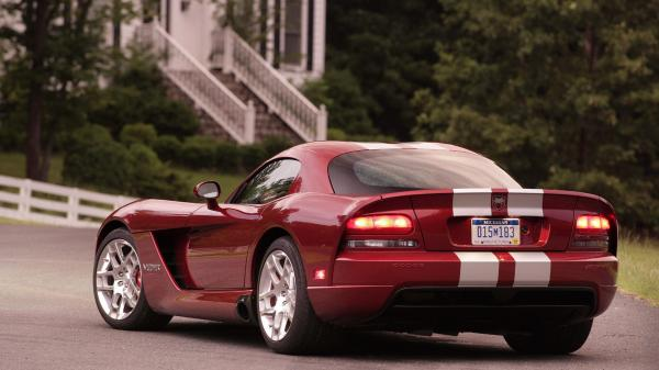 Dodge Viper Srt10 Wallpaper7