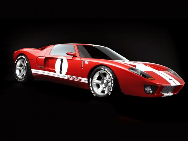 Ford Gt Wallpaper1