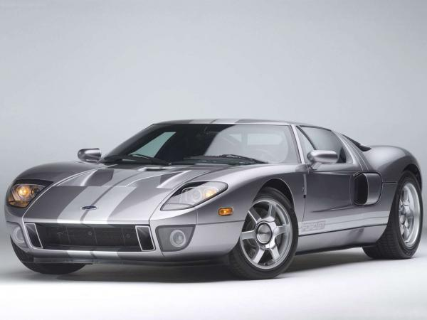 Ford Gt Wallpaper5
