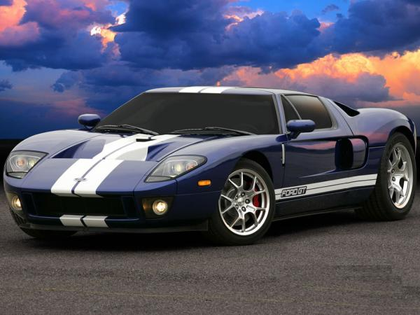 Ford Gt Wallpaper6