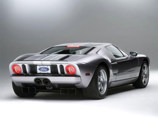 Ford Gt Wallpaper7