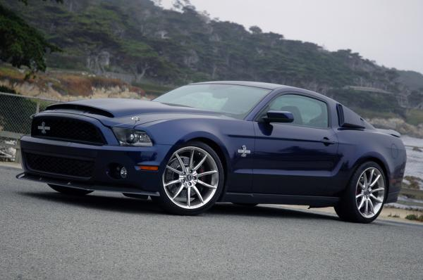 Ford Shelby Gt500 Super Snake Wallpaper8