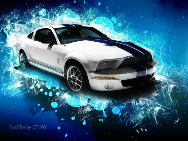 Ford Shelby Gt500 Wallpaper8