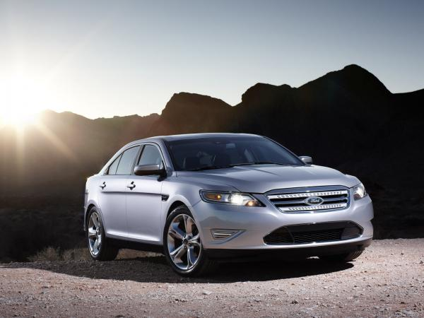Ford Taurus Sho Wallpaper1