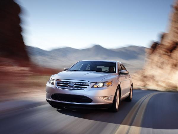 Ford Taurus Sho Wallpaper4