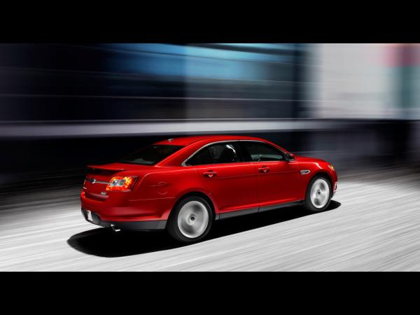 Ford Taurus Sho Wallpaper5
