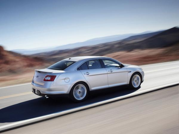 Ford Taurus Sho Wallpaper7