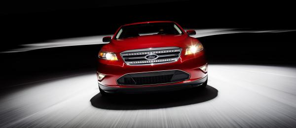 Ford Taurus Sho Wallpaper8