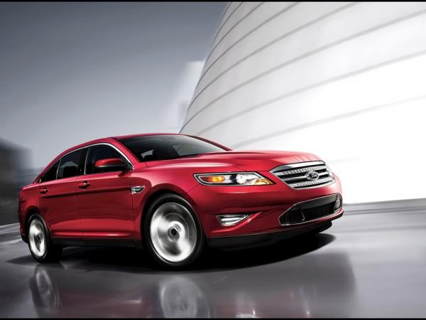 Ford Taurus Sho Wallpaper9