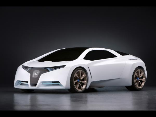 2008 Honda Fc Sport Design Study Front And Side 2 1920x1440