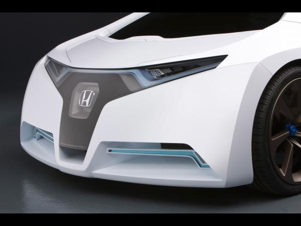 2008 Honda Fc Sport Design Study Front Section 1920x1440