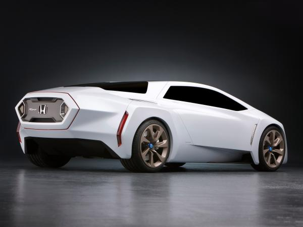 2008 Honda Fc Sport Design Study Rear And Side 4 1920x1440