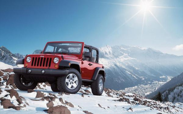 1 Jeep Wallpaper