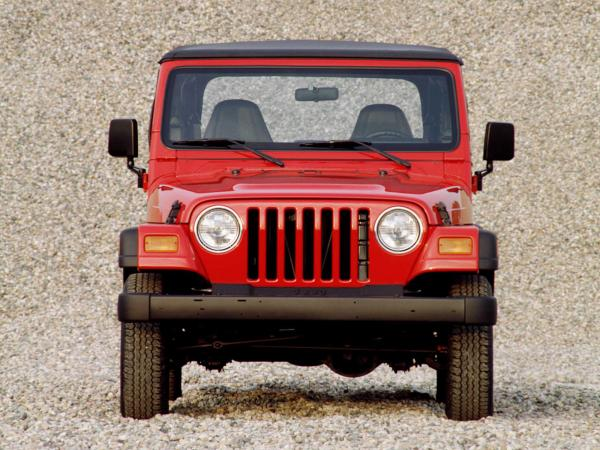 10 Jeep Wallpaper