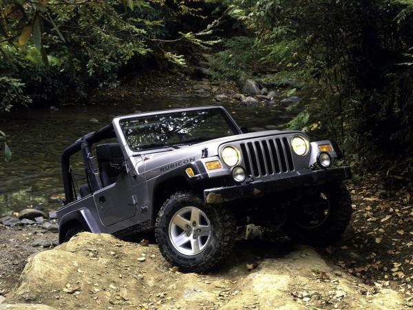 6 Jeep Wallpaper