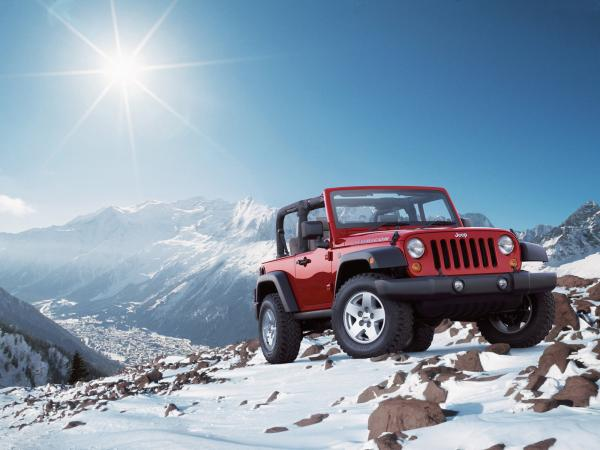 8 Jeep Wallpaper