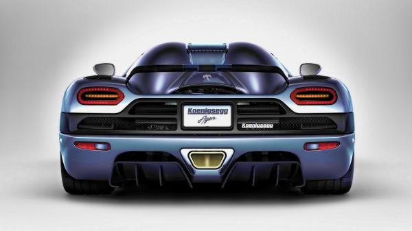 Koenigsegg Agera Wallpaper2