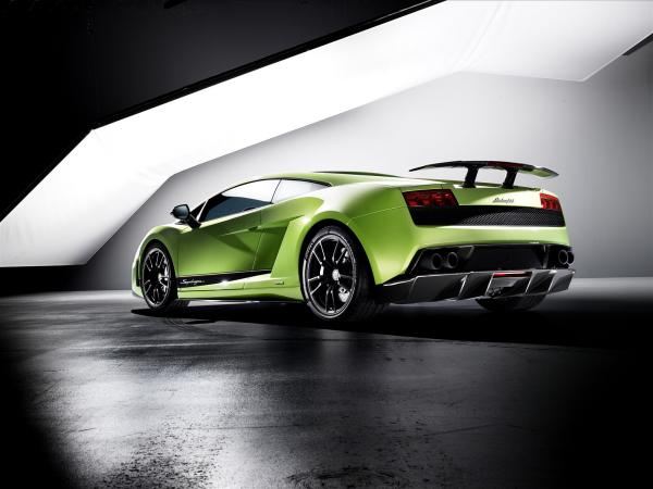 Lamborghini Gallardo Lp 570 4 Superleggera Wallpaper2