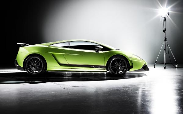 Lamborghini Gallardo Lp 570 4 Superleggera Wallpaper4