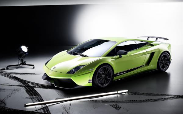 Lamborghini Gallardo Lp 570 4 Superleggera Wallpaper5