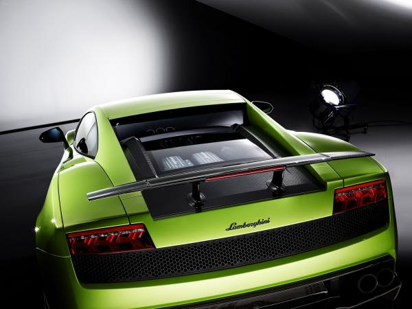 Lamborghini Gallardo Lp 570 4 Superleggera Wallpaper8