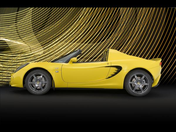 3 Lotus Elise Wallpaper