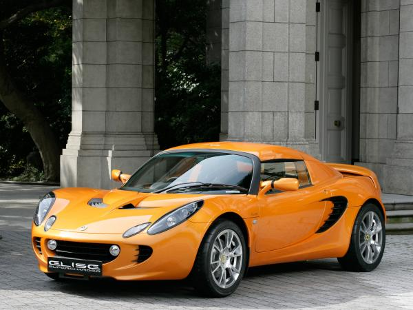4 Lotus Elise Wallpaper