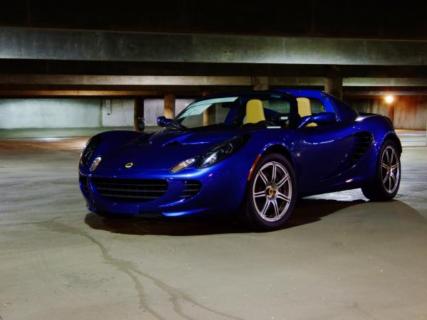 5 Lotus Elise Wallpaper