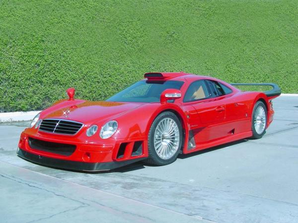 Mercedes Benz Clk Gtr Super Sport 01
