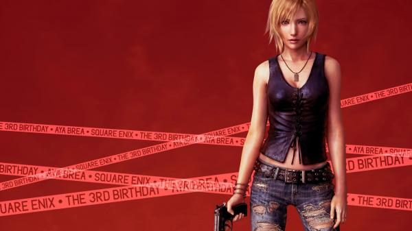 3rd Birthday Parasite Eve 3 Wallpaper4
