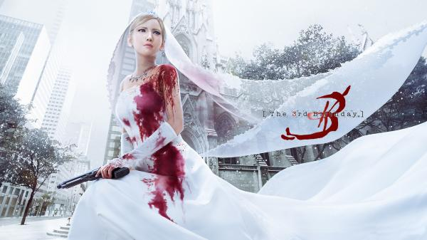 3rd Birthday Parasite Eve 3 Wallpaper9