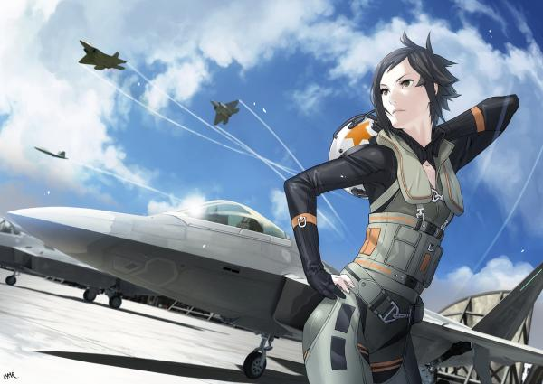 Ace Combat Assault Horizon Wallpaper 05
