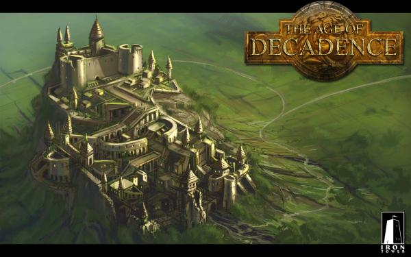 The Age Of Decadence Wallpaper 1