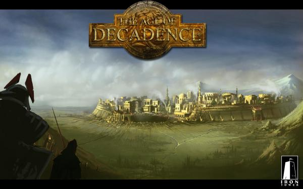 The Age Of Decadence Wallpaper 2