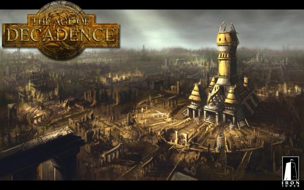 The Age Of Decadence Wallpaper 3