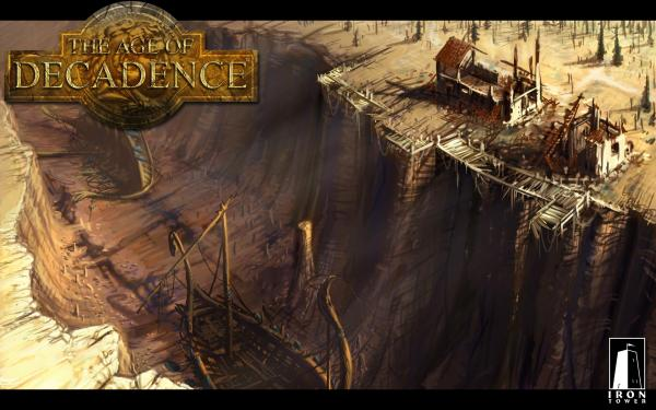 The Age Of Decadence Wallpaper 4