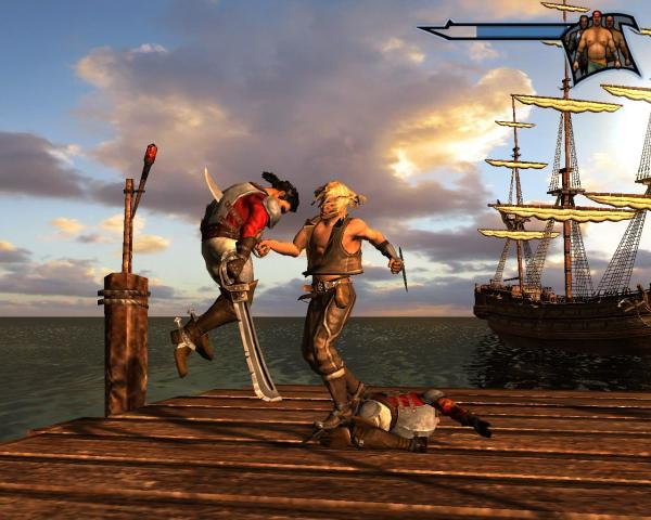 Age Of Pirates Captain Blood 2012 Wallpaper 01