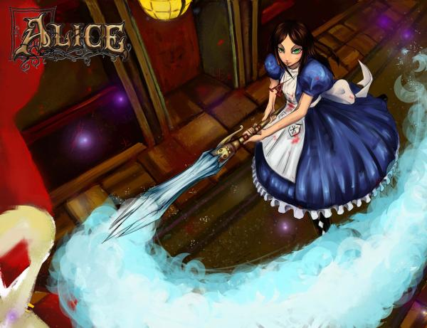 Alice Madness Returns Wallpaper5