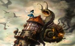 Alice Madness Returns Wallpaper2