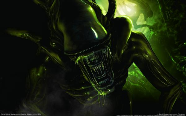 Aliens Colonial Marines Wallpaper 06