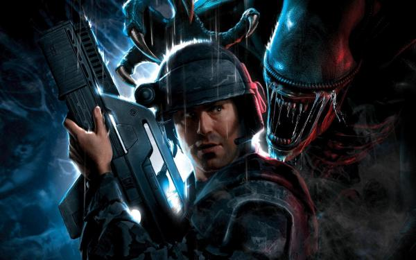 Aliens Colonial Marines Wallpaper 07