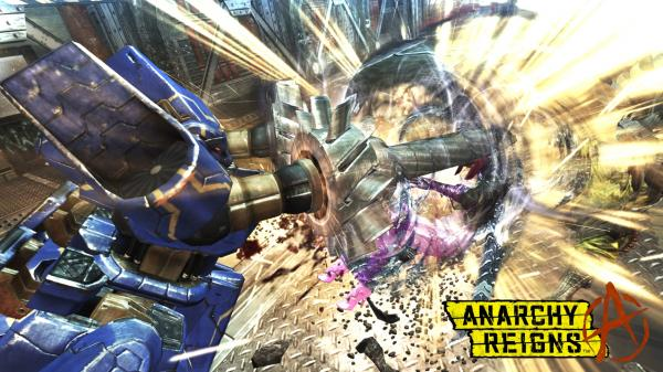 Anarchy Reigns 2012 Wallpaper 04