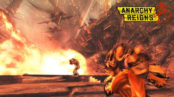 Anarchy Reigns 2012 Wallpaper 05