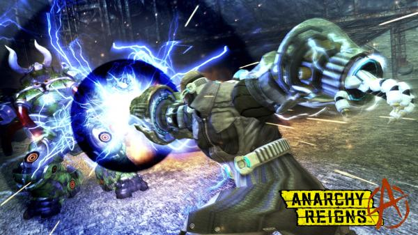 Anarchy Reigns Hd Wallpaper 05