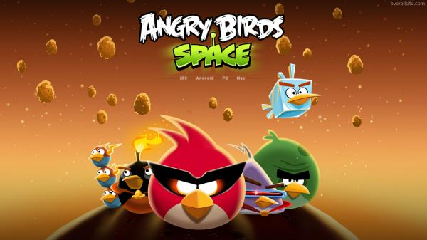 Angry Birds Wallpaper 02