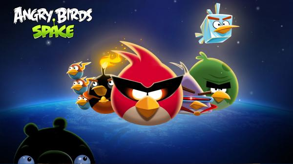 Angry Birds Wallpaper 03